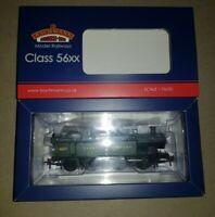 OO gauge Bachmann 32-078 56XX Tank GWR Green Locomotive Steam engine boxed