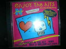 "RARE EURO CD ""Enjoy The Hits Volume 3"" ZYX Whigfield Bobby Brown Corona Mo-Do"