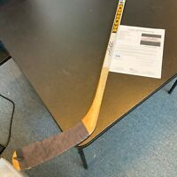 Mario Lemieux Signed Game Used KOHO Hockey Stick JSA COA Pittsburgh Penguins