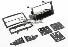 Metra 99-7402 Single/Double DIN Installation Kit for 2003-2005 Nissan 350Z