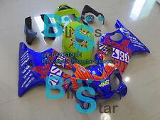 Racing Look INJECTION Fairing + Tank Cover Kit HONDA CBR600F4i 2002 2001-2003 49