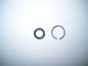 """1/2"""" Impact Wrench / Gun Retaining Ring Clip with O-Ring Mac Craftsman IR-1 Set"""