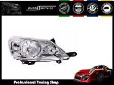 Peugeot E7 2007-2016 Chrome Phare avant Projecteur O//S Drivers À Droite