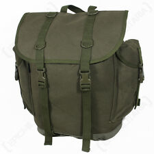Olive Green GERMAN ARMY Mountain RUCKSACK - Reproduction Gebirgsjager BACKPACK