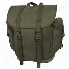 Olive Green German Army Mountain Rucksack - Bag Backpack Gebirgsjager Pack New