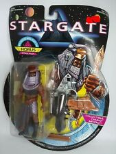 STARGATE HORUS ATTACK PILOT Action Figure New sealed on card 1994