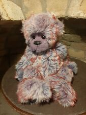 Charlie Bear Multicoloured Bear