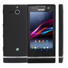 Unlocked Sony Xperia U ST25i - 4GB 5MP wifi Android Smartphone Black