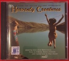 HEAVENLY CREATURES ORIGINAL SOUNDTRACK CD OST FRENCH IMPORT