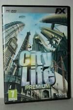 CITY LIFE PREMIUM GIOCO USATO OTTIMO STATO PC DVD VERSIONE ITALIANA RS2 53807