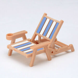 Sylvanian Families DECK CHAIR Japan Fan Club Calico Critters Calico Critters