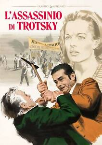 L'ASSASSINIO DI TROTSKY  DVD DRAMMATICO