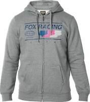 14012fa29 Fox Racing Global Zip Up Hoodie - Sweatshirt Hoody Fleece Men MX Motocross  MTB