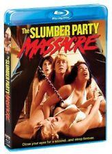Slumber Party Massacre (2014, Blu-ray NIEUW)