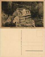Ansichtskarte Mägdesprung-Harzgerode Hotel Mägdesprung. 1928