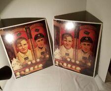 Vintage~Lot Of 2. 1993~Ty Cobb & Christy Mathewson 1st Edition w/ COA 1909 Repo