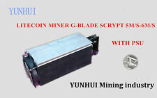USB Miner 5.2-6Mh/s Scrypt Litecoin G-Blade With PSU Power For Gridseed G-Blade