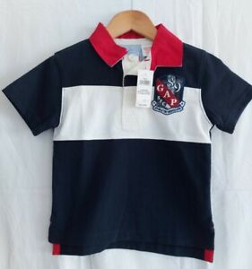 Baby Gap Polo Shirt T-Shirt Boys Toddlers Age 2, unworn