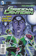 GREEN LANTERN 7...NM-...2012...New 52...Geoff Johns,Doug Mahnke...Bargain!