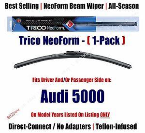 Super Premium NeoForm Wiper Blade (Qty 1) fits 1978-1983 Audi 5000 - 16180
