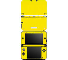 Vinyl Skin Decal Cover for Nintendo 3DS XL LL - Simply Yellow