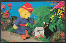 Children Postcard - Childs Toys - Dolls Fairy Tale Scene - Puss In Boots DR19