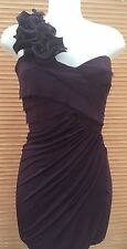 Lipsy One Shoulder Dress Size 10