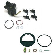 FUEL PUMP & CARB REPAIR KIT John Deere Kohler Cast Iron 10 12HP K-Series Engine