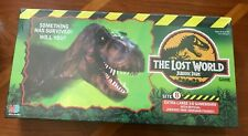 1996 The Lost World Jurassic Park Game by Milton Bradley NEW Sealed Unopened