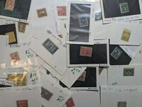 JJ: Get 4x Your Bid in US MINT STAMPS from Old Collection Hoard Lot MH MNH MNG