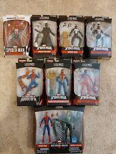 Marvel Legends Spider-Man Lot (MINT IN SEALED BOXES)