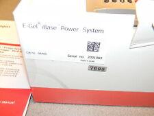 Invitrogen E-Gel iBase Power System G6400 New in Open Box
