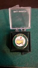 US MASTERS BOXED GOLF BALL MARKER