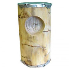 Mexican Quiote Bird Nesting Material Bamboo Log Natural Bird Accessories