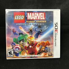 LEGO Marvel Super Heroes - Universe in Peril (Nintendo 3DS) BRAND NEW