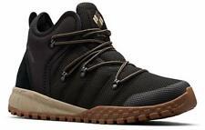 Men's Columbia Fairbanks 503 Mid Shoe Black/Mud