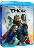 Thor Le monde des tenebres Blu-ray disc en Francais vendu en loose