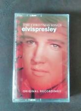 NIPThe Christmas Songs Elvis Presley Original Recordings Cassette HTF Rare