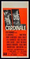 L142 Plakat Die Kardinal Acht Preminger Tom Tryon Romy Schneider Saxon 1965