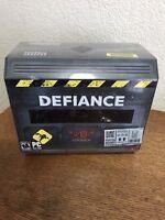 PC Defiance Collectors Edition In Box NEW NIB