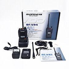 BAOFENG V85 Dual Band CB Two Way Radio Walkie Talkie 5W 99 channel Communicator