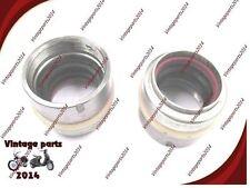 GUARNIZIONE OLIO PER FORCELLA ANTERIORE TUBO Holder Set per JAWA CZ 250 350 362 353 Modelli