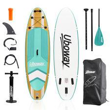 SUP Aufblasbare Stand-Up Paddling Boards UBOWAY 305*80*15cm (10 Fuß)