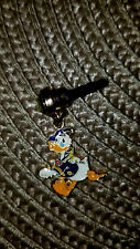 Donald Duck gold Tone Cell Phone Dust Plug