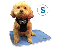 """The Green Pet Shop Cool Pet Pad Small,  11.8""""x15.7"""" up to 15 lbs"""