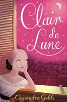 Clair-de-Lune (Red Apple) By Cassandra Golds
