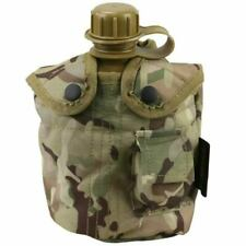 Kombat UK Tactical Water Bottle - BTP Military Style