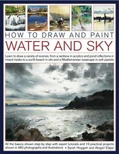 How to Draw and Paint Water and Sky: Learn to Draw a Variety of Scenes, from a .