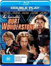 Incredible Burt Wonderstone The (DVD + Blu-ray Double Play, 2013, 2-Disc Set)