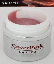 40ml MakeUp Gel NAIL1EU COVER PINK // UV Gel Make Up Camouflage Nagelgel
